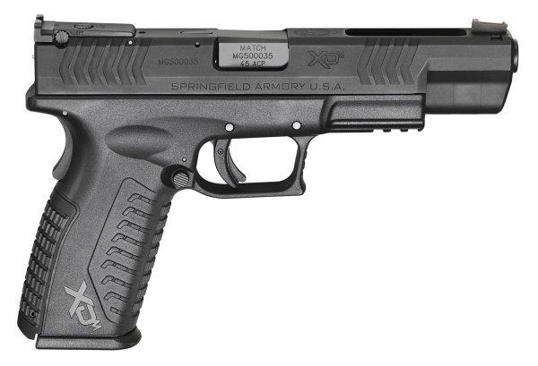 XD(M) 5.25″ Competition Series - .45ACP - Range Kit