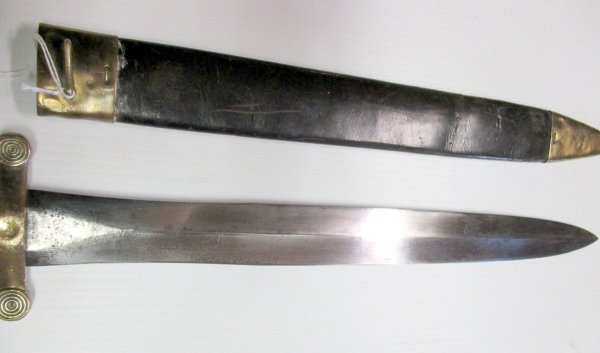1830 French Short Sword