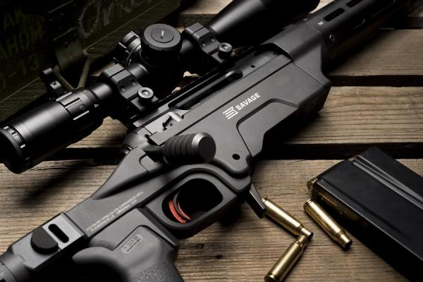 Savage Model 10 Ashbury Precision