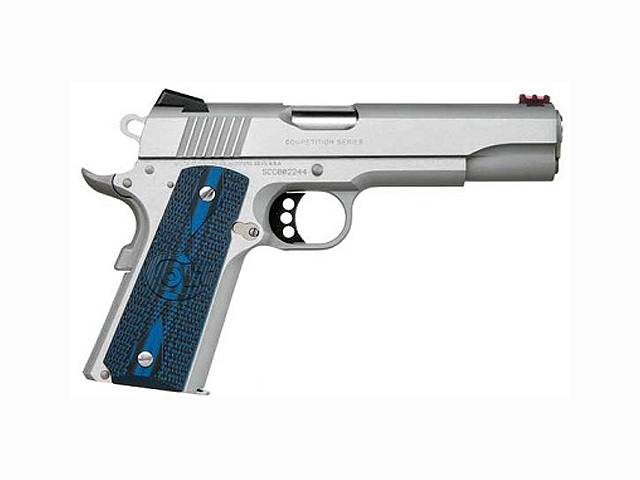 Colt Stainless Competition 1911 - 9mm