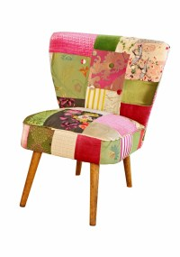 Mid Century Cocktail chair - Patchwork Equis | Kelly ...