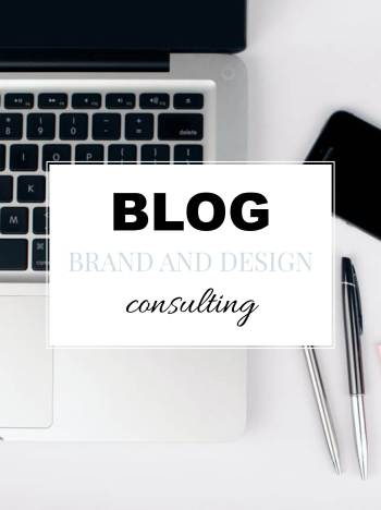 blog branding and design consulting