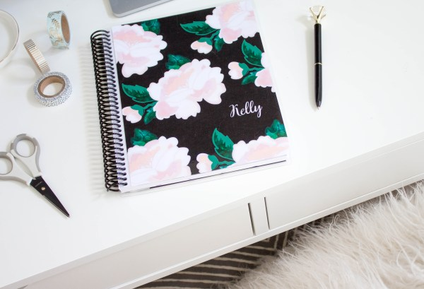 Erin Condren Monthly Planner