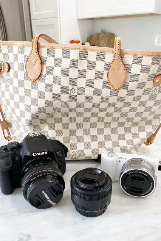 Cameras for small businesses and bloggers