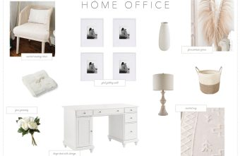 home office makeover decor