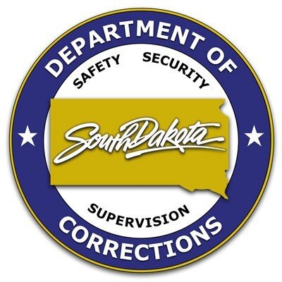 KELO SD Department Of Corrections Logo