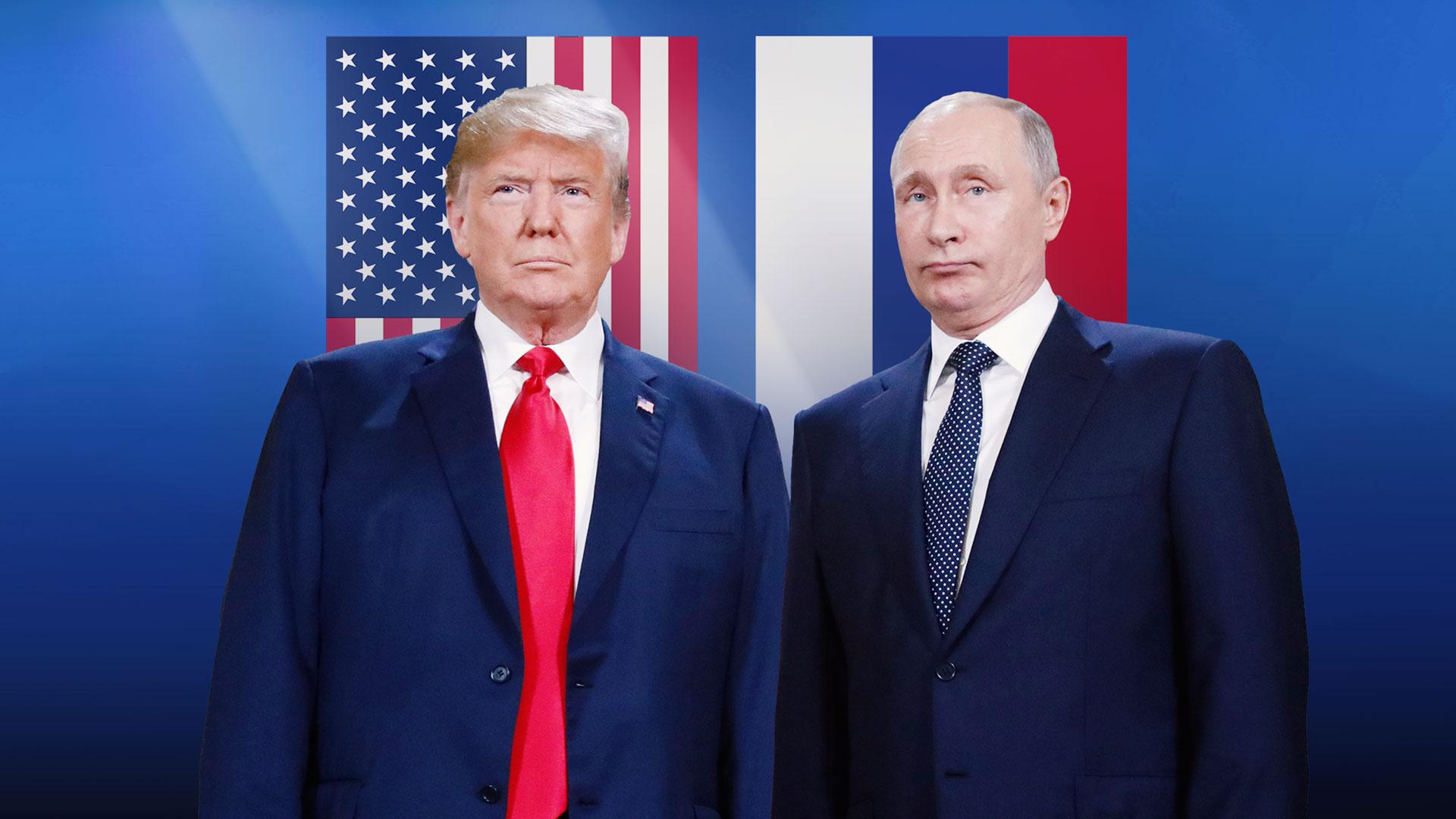 KELO Putin Trump