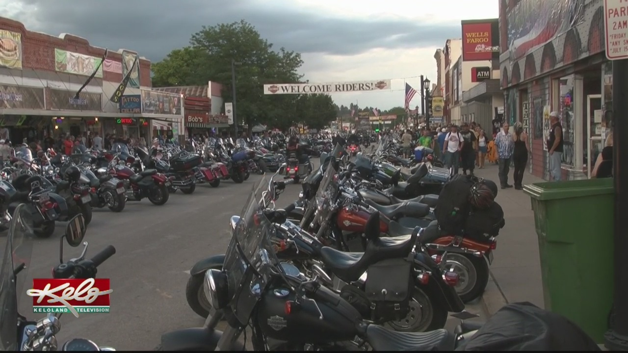 Sturgis Rally Just Over Two Weeks Away