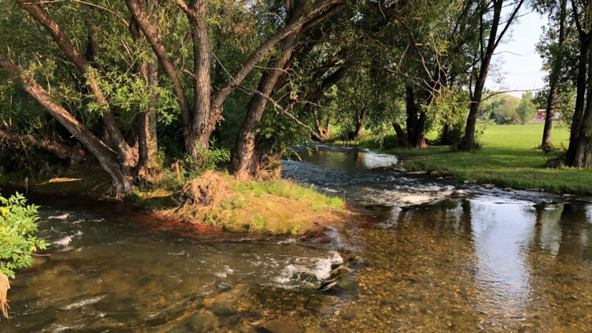 KELO River