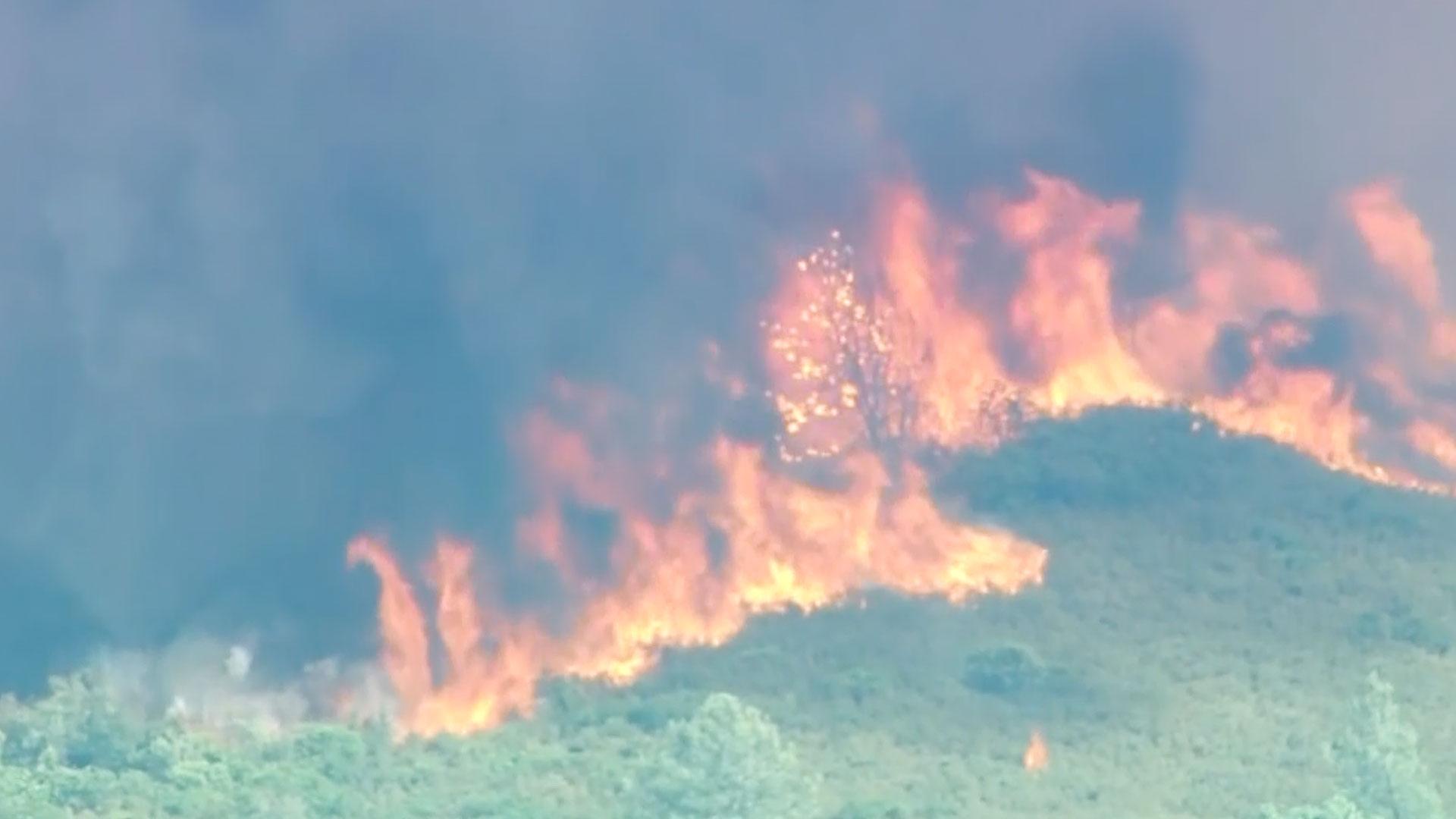 KELO California Fire