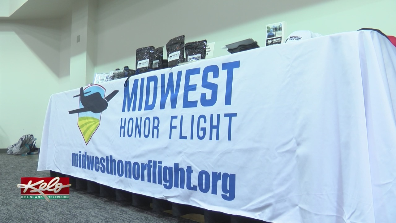 KELOLAND News Joins Midwest Honor Flight