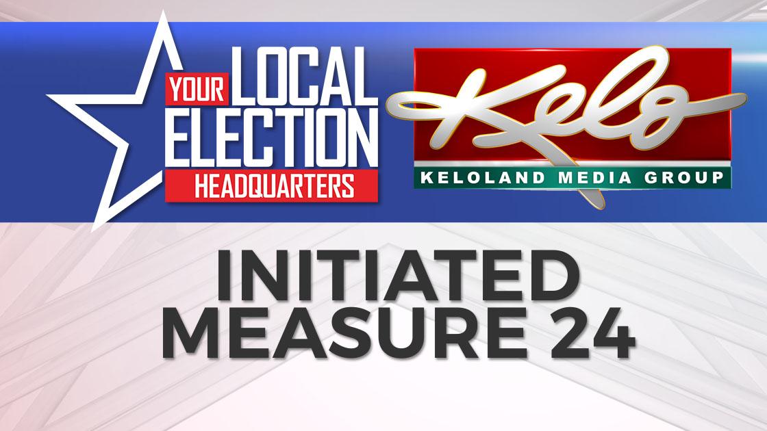 KELO Initiated Measure 24