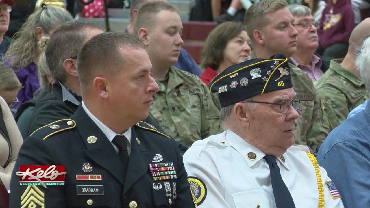Veterans Day Program In Harrisburg
