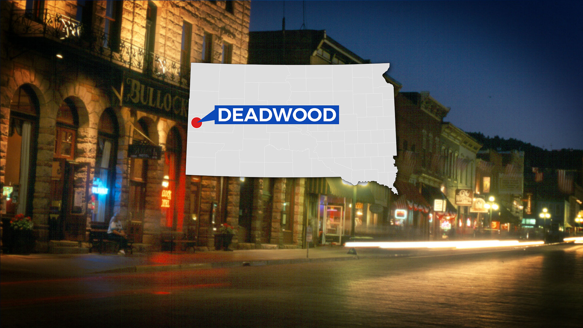 Deadwood Officials Leading Effort To Legalize Sports Betting In