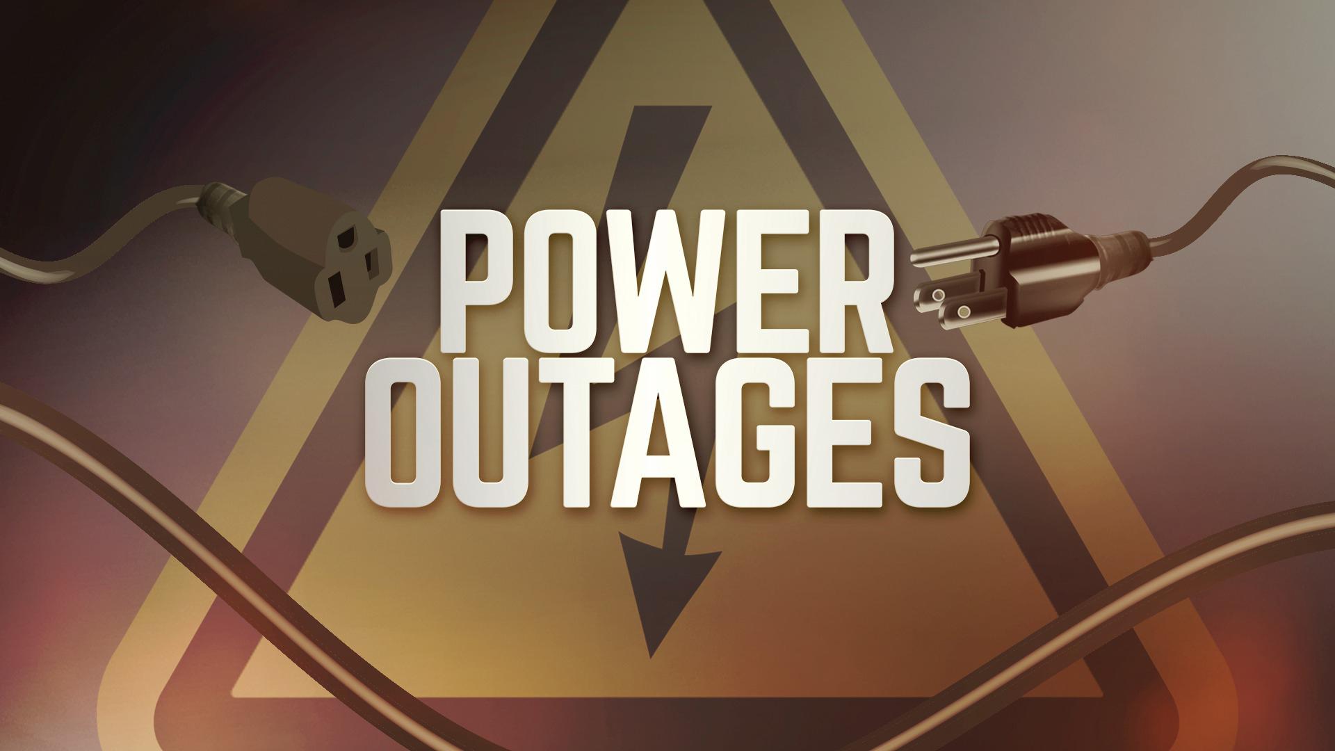 KELO Power Outage