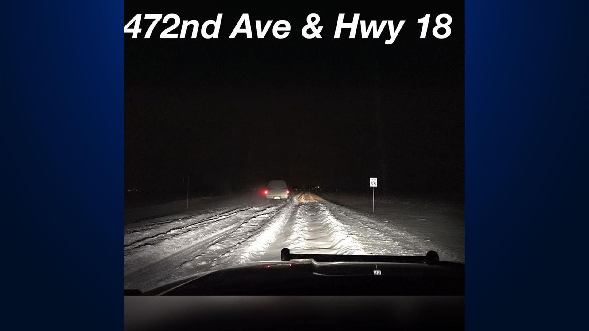 KELO Lincoln County Roads