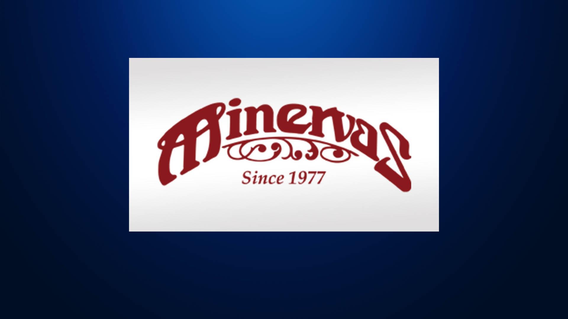 KELO Minervas restaurant logo Sioux Falls