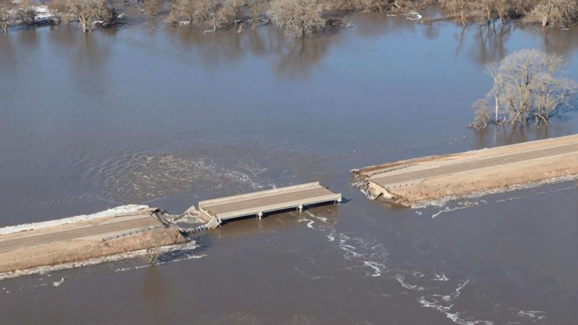 KELO Nebraska Flooding