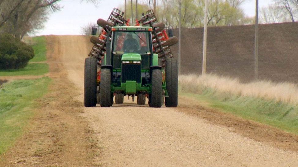 KELO farm equipment