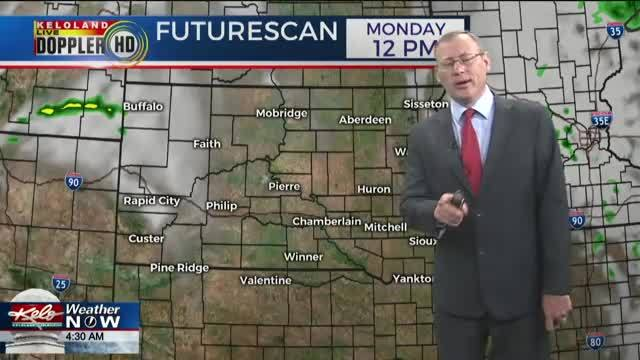 Weather Update  6/24 Morning