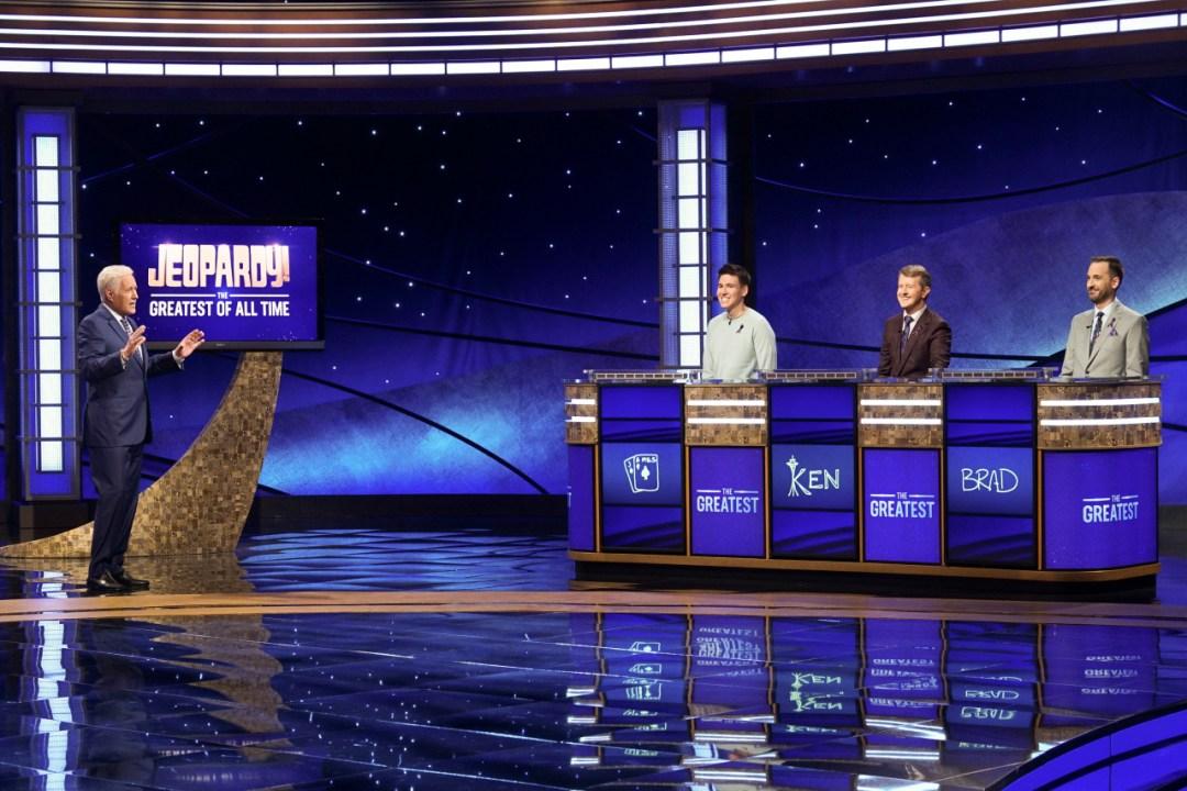 Ken Jennings Wins Goat Jeopardy Tournament Keloland