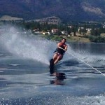 okanagan guy wakeboarding