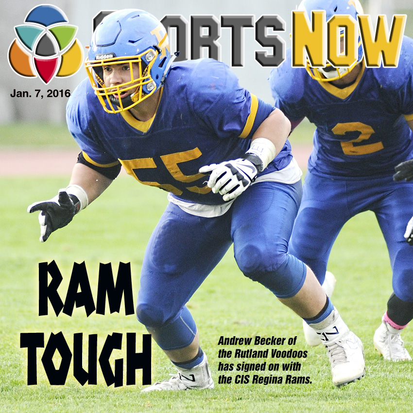 Rutland Voodoo A Centre Of Attention With Regina Rams