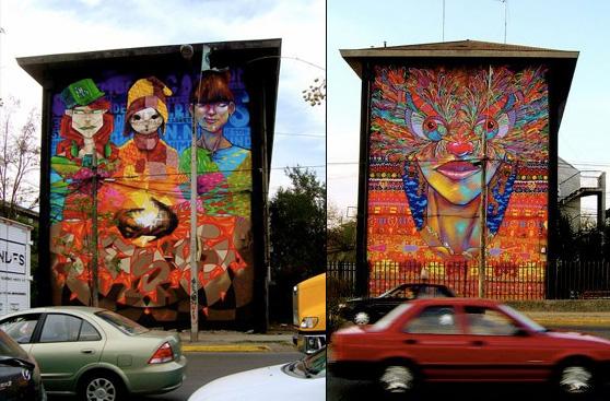 KELPcl  Portal en espaol sobre graffiti meets design