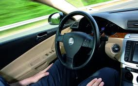 Volkswagen pilotage automatique