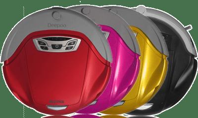 comparatif des aspirateurs robots deepoo d76 d73 d58. Black Bedroom Furniture Sets. Home Design Ideas