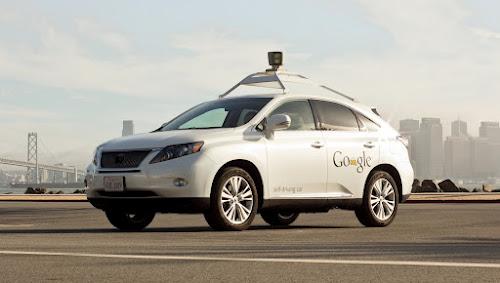 voiture google autonome