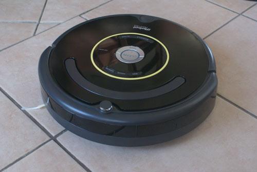 aspirateur robot irobot roomba 681 avis