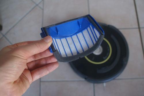 filtre robot aspirateur roomba 650
