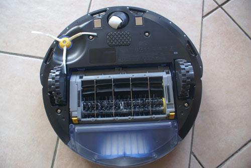 sous robot roomba 650
