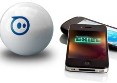 Sphero-balle-robotique
