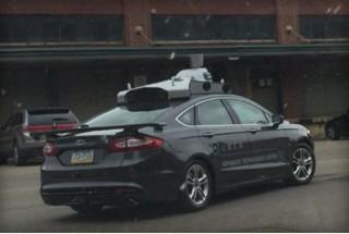 une voiture autonome d 39 uber aper ue pittsburg aux etats unis blog kelrobot. Black Bedroom Furniture Sets. Home Design Ideas