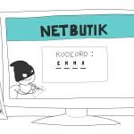 It-sikkerhed tegnefilm fra Kelsa Media