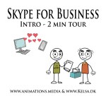 SKYPE For Business Video Animation