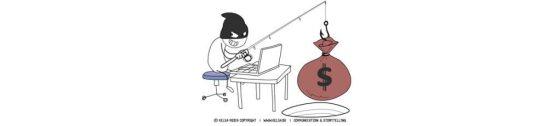 Humor mod hackere fra Kelsa Media