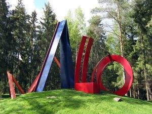 Phillip King – Kistefos Museum Norway