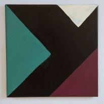 Geometric Black (Xlarge)