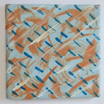 Orange & Blue (large)