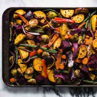Basic Roasted Vegetables