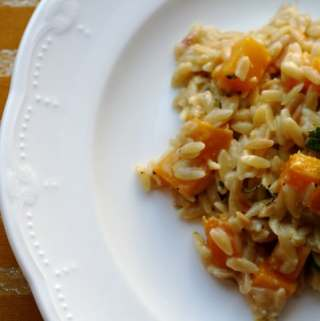 Butternut Orzotto