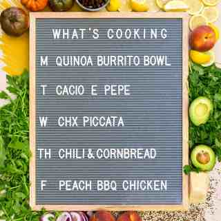 What's Cooking 10/02 – 10/06