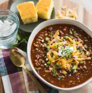 Cocoa Bean Chili