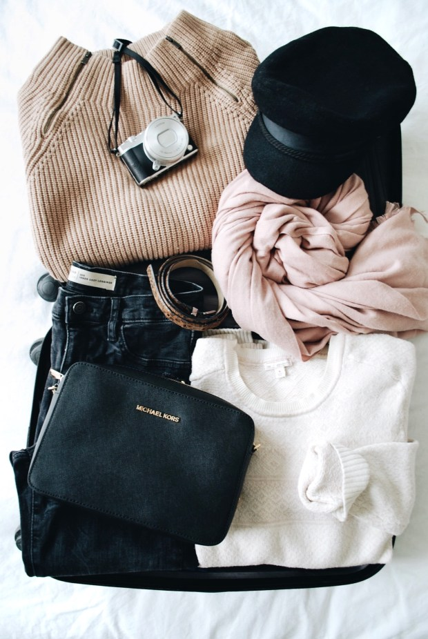 How to Pack for a Winter Weekend Getaway
