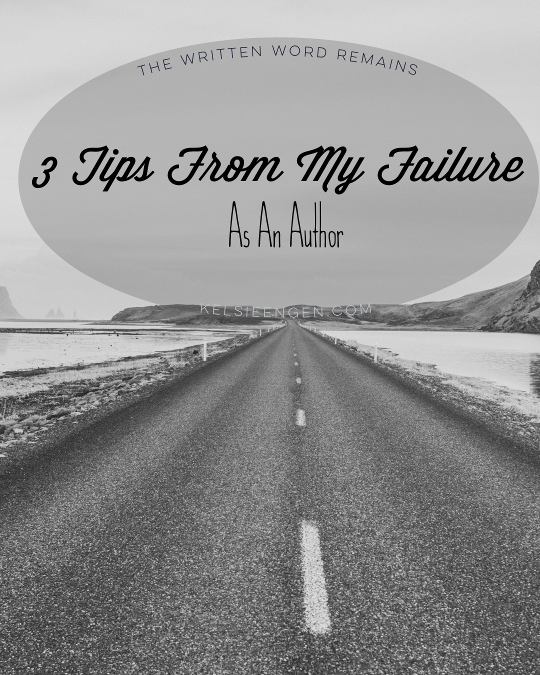 3 Tips From My Failure As An Author