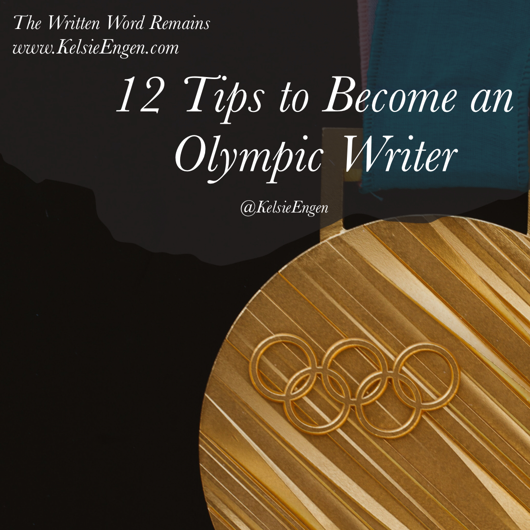 12 Tips to Become an Olympian Writer