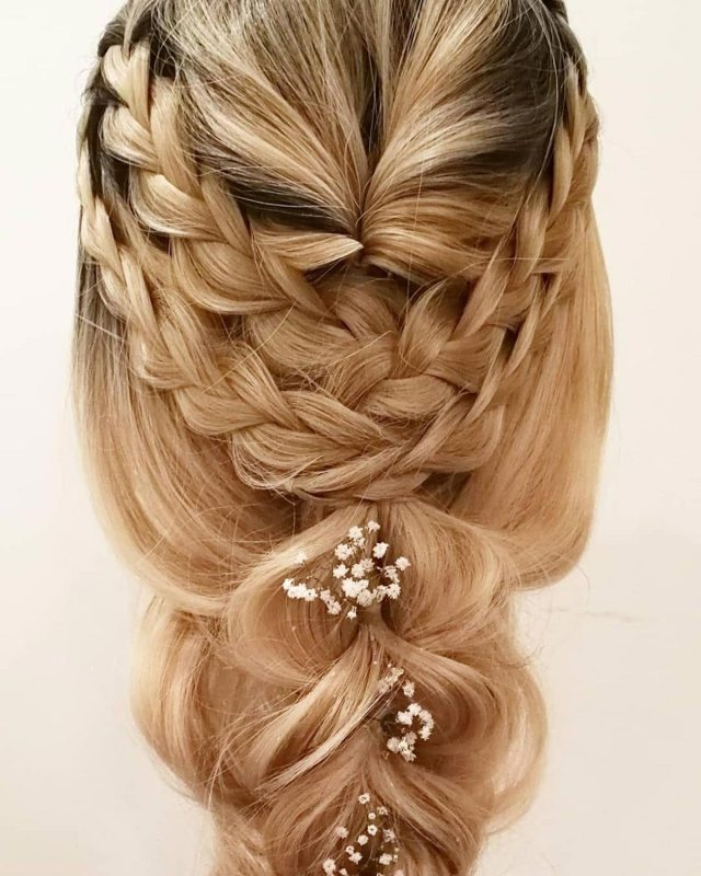 boho wedding hair essex | bohemian hair tips for your wedding